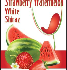 Winexpert Island Mist Strawberry Watermelon Mist Wine Labels 30/pack