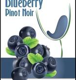 Winexpert Island Mist Blueberry Mist Wine Labels 30/pack