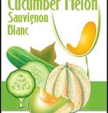 Winexpert Island Mist Cucumber Melon Mist Wine Labels 30/pack