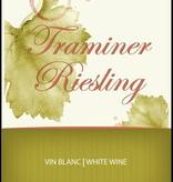 LDC Traminer Riesling Wine Labels 30/pack