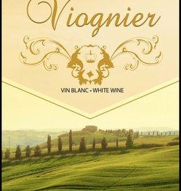 LDC Viognier Wine Labels 30/pack