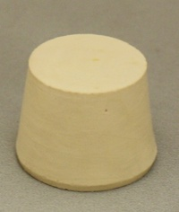 LDC #6 Solid Rubber Stopper