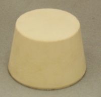 LDC #7.5 Solid Rubber Stopper