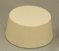 LDC #10 Solid Rubber Stopper