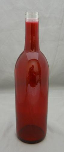 LDC Bordeaux Red Bottles Cork Finish (12/case)