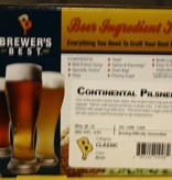 Ingredient Kits Continental Pilsner Ingredient Package (classic)