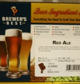 Ingredient Kits Red Ale Ingredient Package (classic)