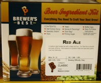 Ingredient Kits Red Ale Ingredient Package (classic)