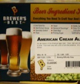 Ingredient Kits American Cream Ale Ingredient  Package (classic)