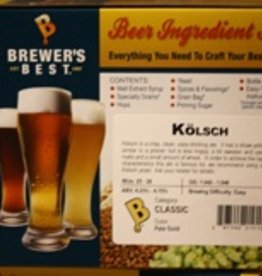 Ingredient Kits Kolsch Ingredient Package (classic)