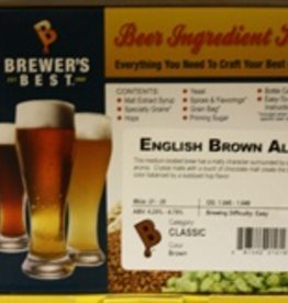 Ingredient Kits English Brown Ale Ingredient Package (classic)