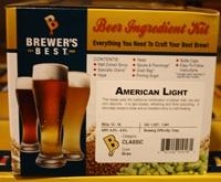 Ingredient Kits American Light Ingredient Package (classic)