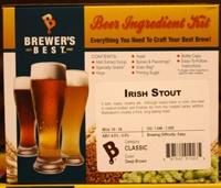 Ingredient Kits Irish Stout Ingredient Package (classic)
