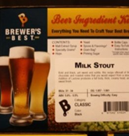 Ingredient Kits Milk Stout Ingredient Package  (classic)