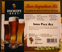 Ingredient Kits India Pale Ale Ingredient Package (classic)