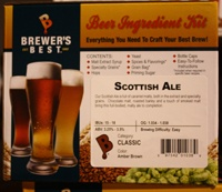 Ingredient Kits Scottish Ale Ingredient Package (classic)