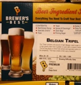 Ingredient Kits Belgian Tripel Ingredient  Package (premium)