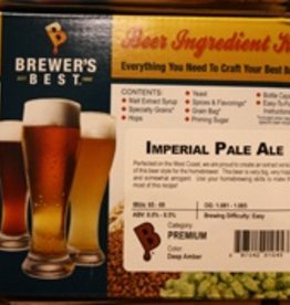 Ingredient Kits Imperial Pale Ale Ingredient Package (premium)
