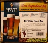 Ingredient Kits Imperial Pale Ale Ingredient Package (premium)