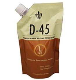 Adjuncts D45 Belgian Candi Syrup 1 Lb Pouch (45 Lovibond)