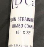 """LDC Jumbo Nylon Straining Bag 18"""" X 32"""""""