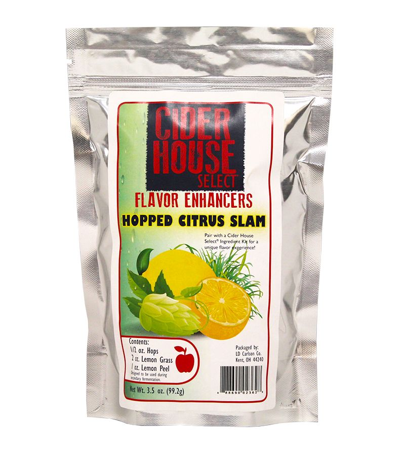 Brewers Best Cider House Flavor Enhancers- Hopped Citrus Slam