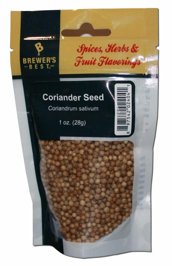 Brewers Best Brewer's Best Coriander Seed 1 Oz