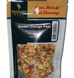 Brewers Best Brewer's Best Sweet Orange Peel 1 Oz