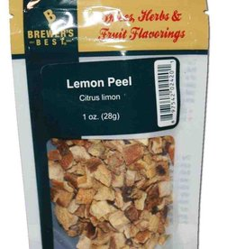 Brewers Best Brewer's Best Lemon Peel 1 Oz