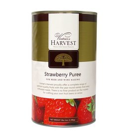 Vintners Harvest Vintner's Harvest Strawberry Puree 49 Oz