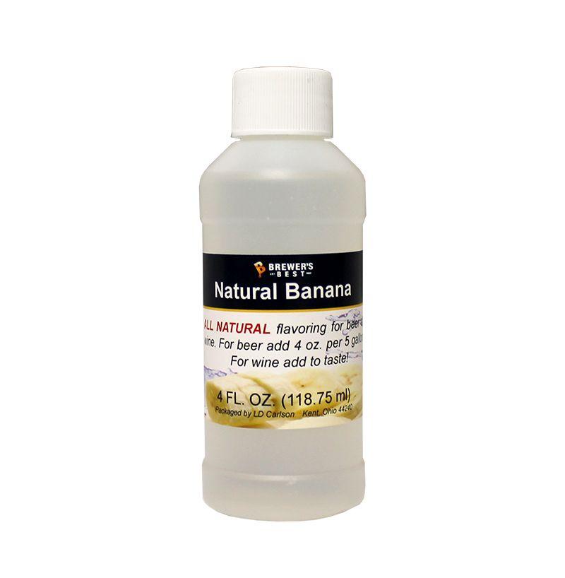 LDC Natural Banana Flavoring Extract 4 oz
