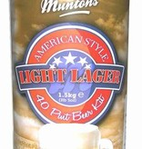 LME Muntons American Light Malt Extract - 1 Tin