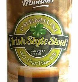 LME Muntons Irish Stout Malt Extract - 1 Tin