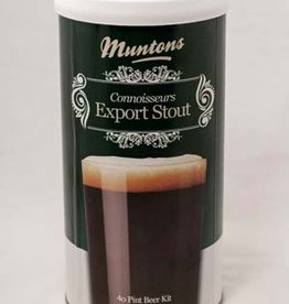 LME Muntons 4 Lb Export Stout Malt Extract - 1 Tin