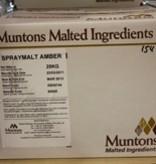 DME Muntons 55 Lb Plain Amber Spraydried Malt Extract
