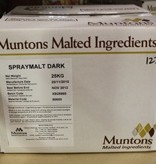 DME Muntons 55 Lb Plain Dark Spray Dried Malt Extract