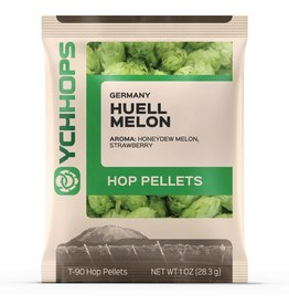 Hops German Hull Melon Hop Pellets 1 Oz