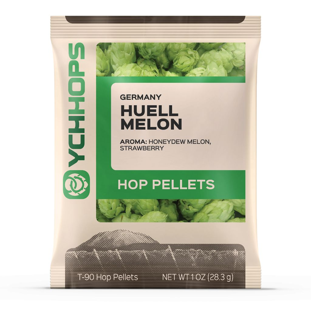 Hops German Hull Melon Hop Pellets 1 Oz