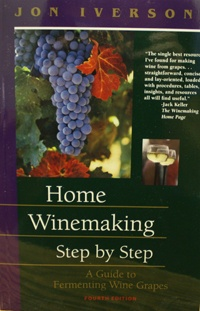 LDC Home Winemaking Step By Step (Iverson)