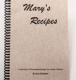 LDC Mary's Recipes (Uthemann)