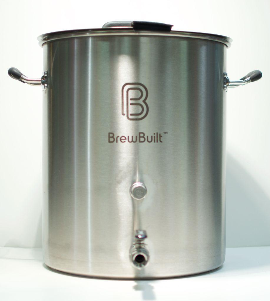 Fermentap BrewBuilt Brewing Kettle 15 Gallon
