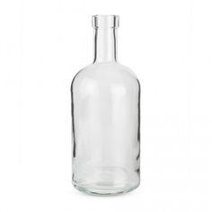BrewCraftUSA 750 ml Flint Oregon Design Spirit Bottle Case/12