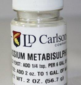 LDC Potassium Metabisulfite 2 Oz