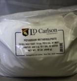LDC Potassium Metabisulfite  5 Lb