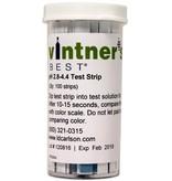 LDC Ph Papers - Wine (100/vial) (range 2.8-4.4)