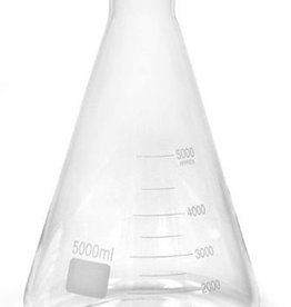 CNC Erlenmeyer Flask 5000ml