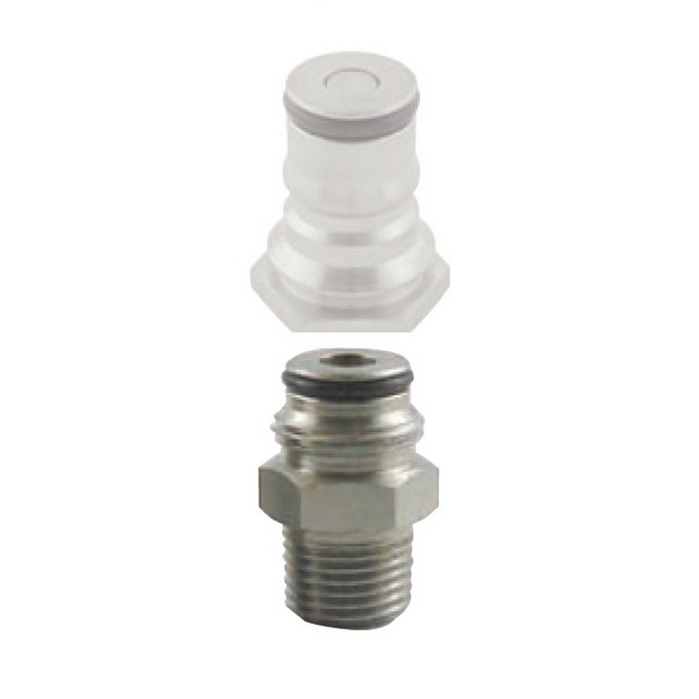 Ball Lock Adapter Gas In 1/4 MPT