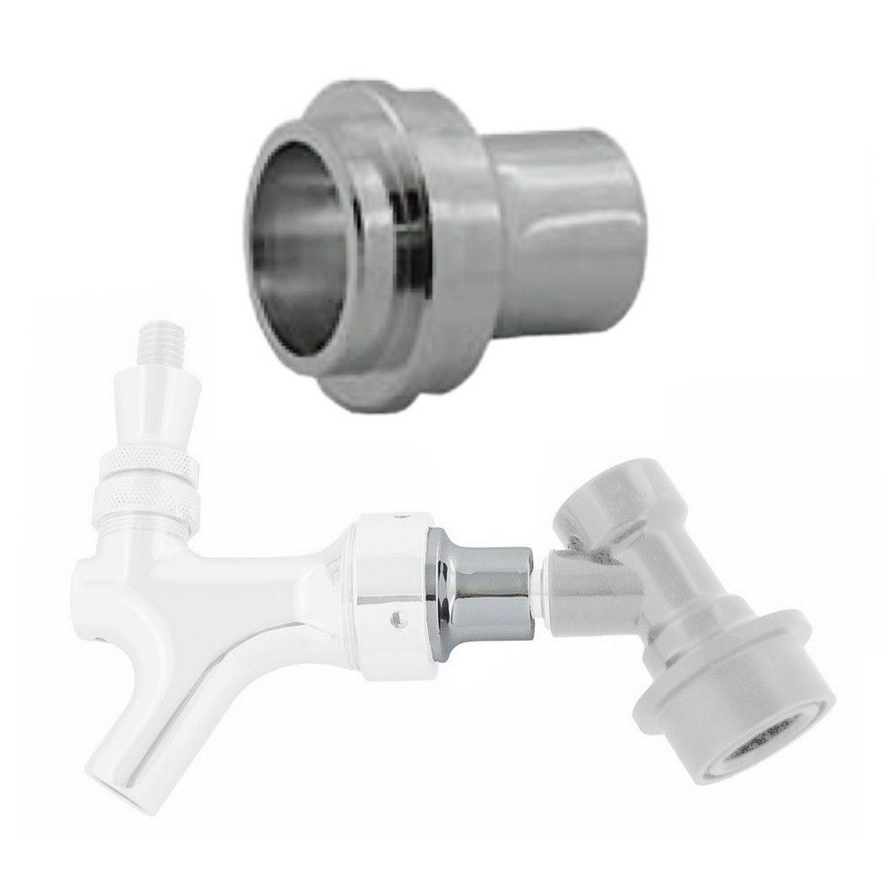 Adapter, 1/4 FFL to Faucet