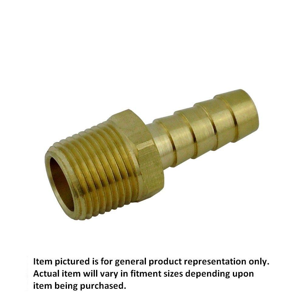 1/2 MPT X 1/2 Barb Brass