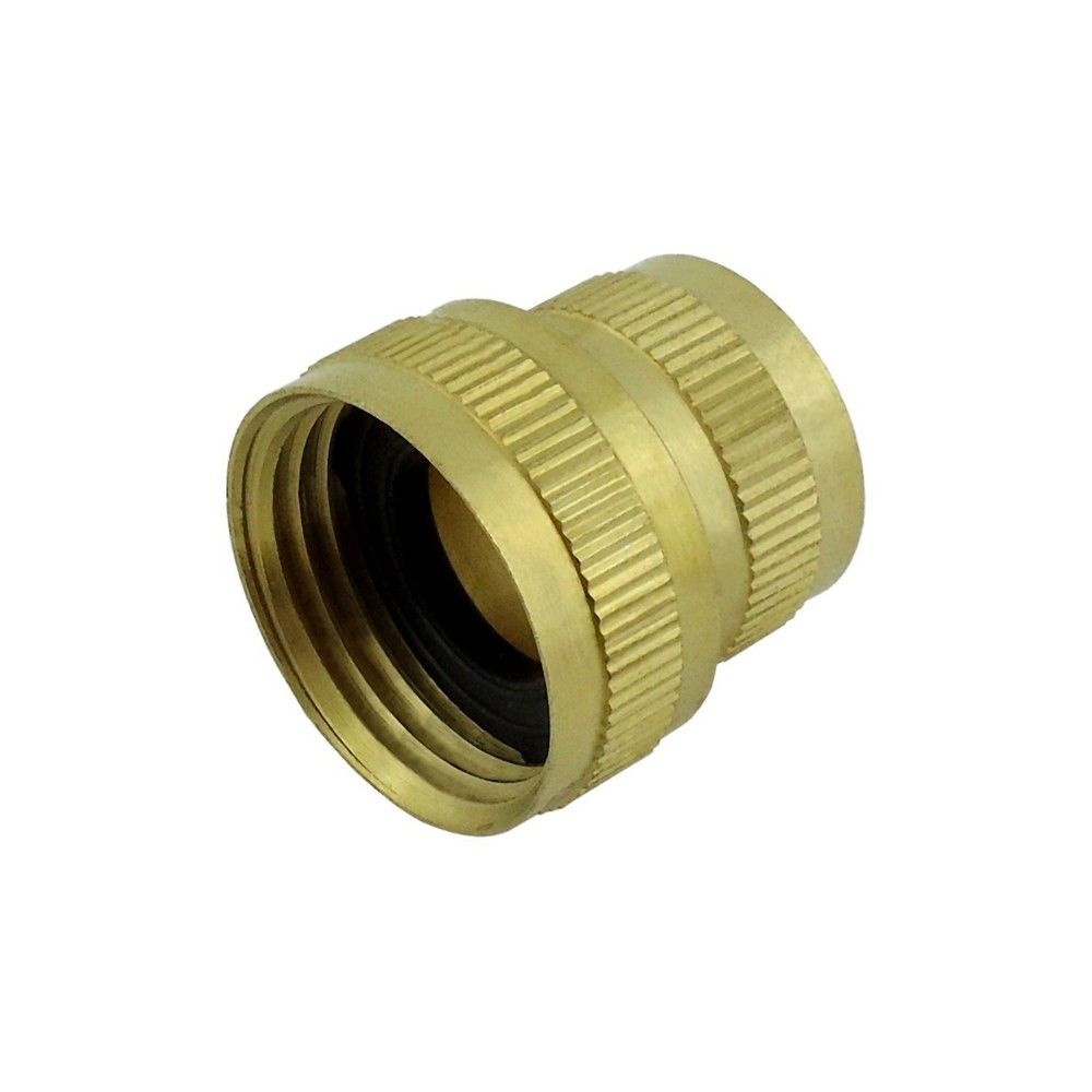 Adapter, Swivel 3/4 FGH X 1/2 FPT